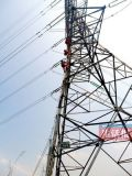 Torretta del trasporto di energia del rifornimento
