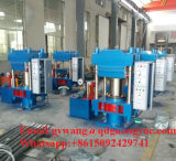 Machine en caoutchouc de presse de la chaleur de vulcanisateur de Xlb 400X400X2 de machine de presse
