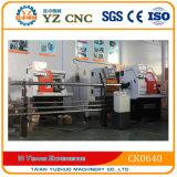 Torno pequeno aprovado do CNC Ck0640 do Ce