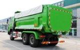 Sinotruk HOWO 6X4 371HP en forma de U Dump Truck