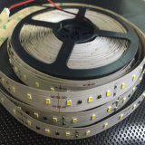 strisce bianche di illuminazione 4000K LED di 12V/24V 60LEDs/M