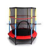 55inch. Trampoline крытой круглой пригодности детей скача