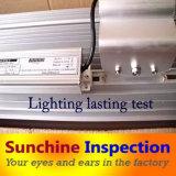Landschaftslampen-Licht-Qualitätskontrolle/Abschlusskontrolle
