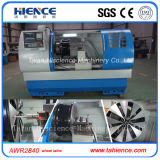 Legering van de van certificatie Ce CNC van de Reparatie van het Wiel van het Aluminium de Werktuigmachines Awr2840 van de Draaibank