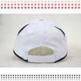 販売のための6つのパネルの黒い卸し売り野球帽