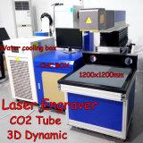 Area di lavoro dinamica 3-Axis del sistema 1200X1200mm del fuoco del Engraver del laser del CO2