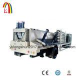 1250-800 máquina de acero del edificio del hangar de la estructura del almacén del arco estupendo del palmo