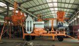 Impianto di miscelazione dell'asfalto mobile (GCQ-15)