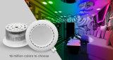 12W RGBW DEL Downlight