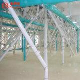 Brasil, América del Sur 60ton molino de harina de trigo de 200 ton.