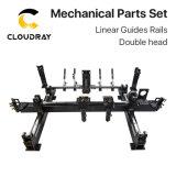 De Lineaire Gidsen van Cloudray Cl42 plaatsen 6040/9060/1390 voor de Uitrustingen van de Machine van Co2 DIY
