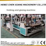 Dépliant et machine automatiques de Gluer
