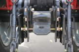 Trator agricultural da roda 135HP de Waw grande 4 de China