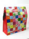 다채로운 재생하십시오 박판으로 만들어진 비 길쌈한 부대 (CDM-R03)를