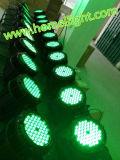LED 램프 RGB 3W*54PCS는 당 디스코를 위한 동위를 방수 처리한다