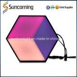 실내 장식적인 3D 비전 예술적인 효력 벽 또는 천장 배경 LED 위원회
