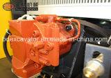 保定8.5tonの車輪の油圧掘削機