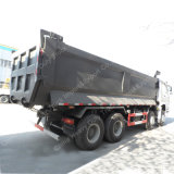 Sinotruk HOWO New Diesel Vehicles 50 Ton U-Type Dump Truck