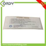 Ярлык/стикер/бирка лобового стекла UHF RFID для системы стоянкы автомобилей автомобиля