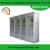 Peças de chapa metálica de alta precisão por usinagem CNC