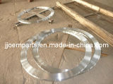 ASTM A182-F53 (UNS S32750、1.4410、SAF 2507)は造った鍛造材のデュプレックスステンレス鋼のリングの継ぎ目が無い転送されたリング(X2CrNiMoN25-7-4、X2CrNiMoN25.7.4)を