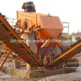 De mijnbouw van het Trillende Scherm/Mineraal Erts die Zevend Machine trillen