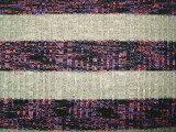 Tessuto di lavoro a maglia dell'ago della banda spessa dell'argento
