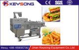 Cortador eficaz elevado da máquina de estaca da tira da carne fresca