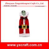 Sac à vin de Noël de la décoration de Noël (ZY14Y48-1-2)