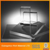 명확한 아크릴 장 사진 프레임을%s 플라스틱 방풍 유리 Plexigless 장