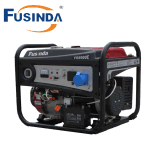 Saso를 가진 휴대용 힘 가솔린 발전기 7000 와트, 세륨, Soncap 증명서 (FB9500E)