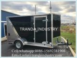 Custom Made Frozen Yogurt Mobile Restaurant