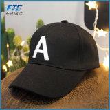 Бейсбольная кепка пола вышивки промотирования с пряжкой металла