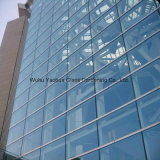 建物のガラス緩和された薄板にされた絶縁の安全カーテン・ウォールガラス