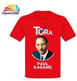 Настройки кампании T рубашку в различных цветов и размеров, материалов и конструкций