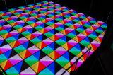 Signal DMX512 RGB-Acryltanzboden 1X1m