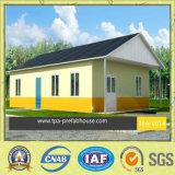 Casa prefabricada con dos dormitorios del chalet