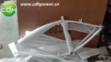 Bâti en aluminium de réservoir de gaz 2.4L, bicyclette de montagne
