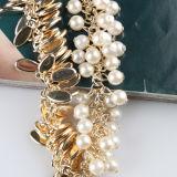 Braccialetto d'imitazione della perla (XJW1640)