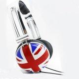 Auriculares modificados para requisitos particulares de la fábrica del auricular