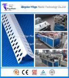 Macchina di plastica dell'espulsore del branello d'angolo dei materiali del PVC & macchina per forare