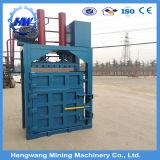 Máquina de empacotar hidráulica vertical pequena Máquina de empacotar papel descartável