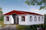 Estructura de acero prefabricados modulares casa móvil
