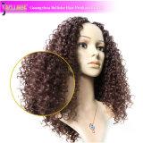Resistente a altas temperaturas Kanekalon pelucas de cabello sintético