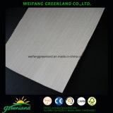 El papel para producir muebles de madera contrachapada superpuesta