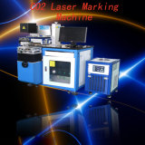 machine de marquage au laser CO2 à haute vitesse Hsco2-100W