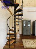 Personalizado de acero inoxidable Escalera de caracol