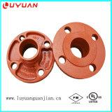 Giunto a dischi duttile del ferro per il sistema di protezione antincendio del tubo