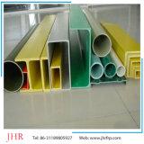 Profiel I van U FRP Profielen van Pultruded FRP van de Straal de Glasvezel Versterkte Plastic Multifunctionele