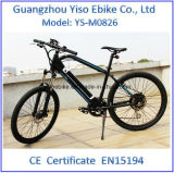 la pédale 350W a aidé l'E-Bicyclette pour le pays de l'Europe
